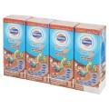 โฟรโมสต์ โอเมก้า ผลิตภัณฑ์นมยูเอชที รสช็อกโกแลต 180มล. x 4 กล่อง