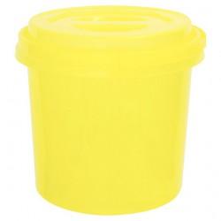 บงกชแก้ว ถัง 1.5 ลิตร ขนาด 22 x 20ซม. 1 ใบ
