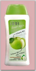 Mistine AHA Green Apple White & Bright Body Lotion