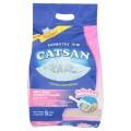 แคทแซน ทรายอนามัยสำหรับแมว สูตรควบคุมกลิ่น 5 ลิตร