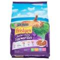 ฟริสกี้ส์ อาหารแมวสำเร็จรูปชนิดเม็ด รสปลาทูน่าและปลาซาร์ดีน สำหรับแมวโต 3กก.