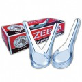 Zebra Stainles Steel Chinese Spoon, 4.2 cm (12 pcs)