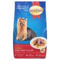 สมาร์ตฮาร์ท รสเนื้ออบ สำหรับสุนัขพันธุ์เล็กทุกสายพันธุ์ 3กก.