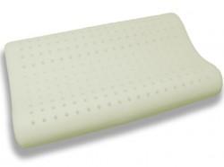 Подушка из природного тайского латекса, контурная