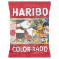 ฮาริโบ คัลเลอร์-ราโด วุ้นเจลาตินสำเร็จรูป กลิ่นผลไม้รวมและกลิ่นชะเอม 200กรัม