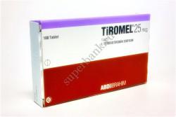 TIROMEL 50mcg (100 tablets)