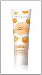 Cute Press Plus Natural Brightening Orange Foam