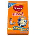 ดูเม็กซ์ ดูมิลค์ 3 ฅอมพลีต แฅร์ ผลิตภัณฑ์นมชนิดละลายทันที รสน้ำผึ้ง 1500กรัม