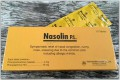 Nasolin P.L. 10 tablets
