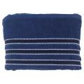 เทสโก้ ผ้าขนหนูสำหรับเช็ดตัว สีน้ำเงิน ขนาด 27 x 54 นิ้ว 1 ผืน