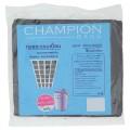 แชมเปี้ยน แบ็ค ถุงขยะแบบมาตรฐาน ขนาด 24 x 28นิ้ว ความจุ 36 ลิตร 20 ใบ