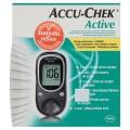 แอคคิว-เช็ค แอคทีฟ ชุดเครื่องตรวจวัดระดับน้ำตาลในเลือดด้วยตนเอง 1 ชุด
