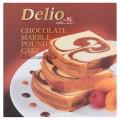 เดลิโอ เค้ก ช็อกโกแลต มาร์เบิ้ล 130กรัม