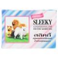 สลิคกี้ สบู่ผสมคอนดิชั่นเนอร์ สำหรับสุนัขขนยาว 75กรัม