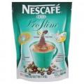 В большом пакете содержится 17 маленьких пакетиков кофейной смеси для быстрой заварки, по 17,4 грамма