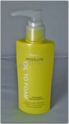 Mistine Absolute Oil To Foam Cleansing and Make Up Remover