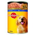 เพดดิกรี เนื้อไก่ อาหารสุนัข สูตรโฮมสไตล์ (กระป๋อง) 400กรัม