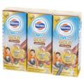 โฟร์โมสต์ โอเมก้า โกลด์ ผลิตภัณฑ์นม รสช็อกโกแลต ยูเอชที 180มล. x 3 กล่อง