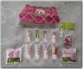 Подарочный набор пробников с красивой сумочкой от фирмы «Тропикана»